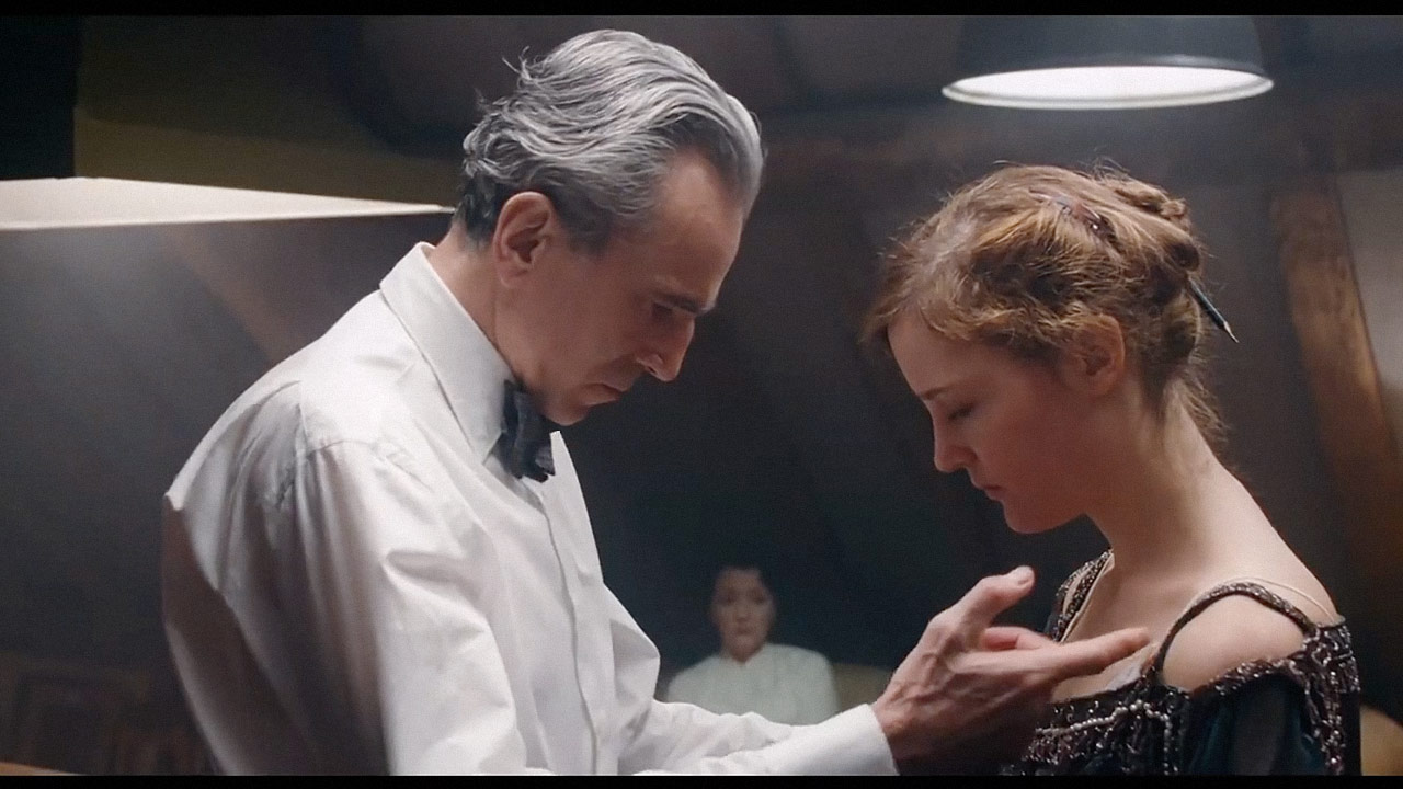 Image result for phantom thread stills
