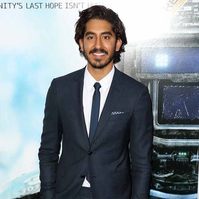 Dev Patel writing a screenplay