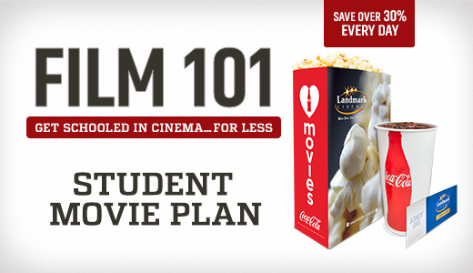 Student Movie Plan - Every Day