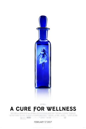A Cure For Wellness - Trailer movie poster