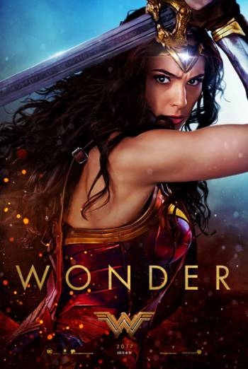 Wonder Woman - Rise of the Warrior Final Trailer movie poster