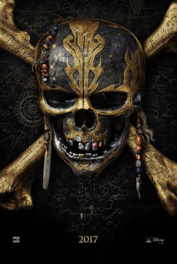 Pirates Of The Caribbean: Dead Men Tell No Tales - Trailer movie poster