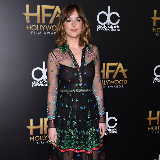 Dakota Johnson was 'adamant' she would do Fifty Shades