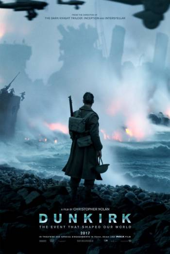 Dunkirk - Trailer movie poster