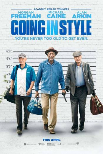 Going In Style - Trailer movie poster