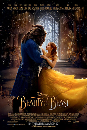 Beauty And The Beast Trailer movie poster