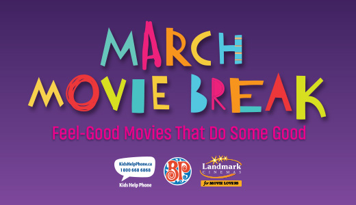 March Movie Break