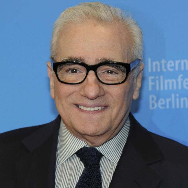 Martin Scorsese no Hollywood film maker