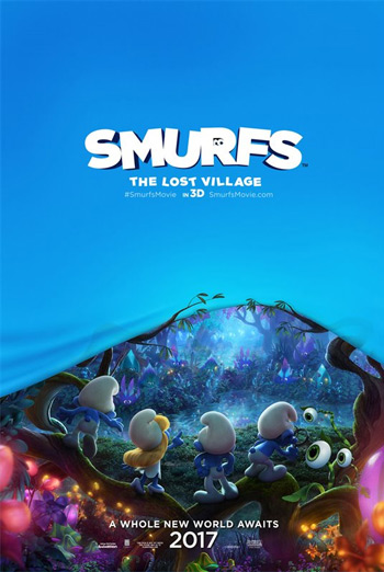 Smurfs: the Lost Village - Trailer 2 movie poster