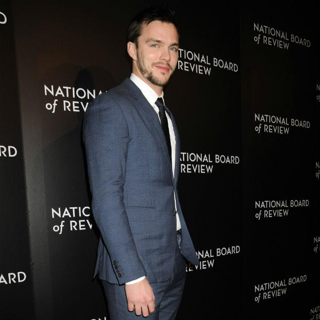 Nicholas Hoult cast alongside Emma Stone in The Favourite