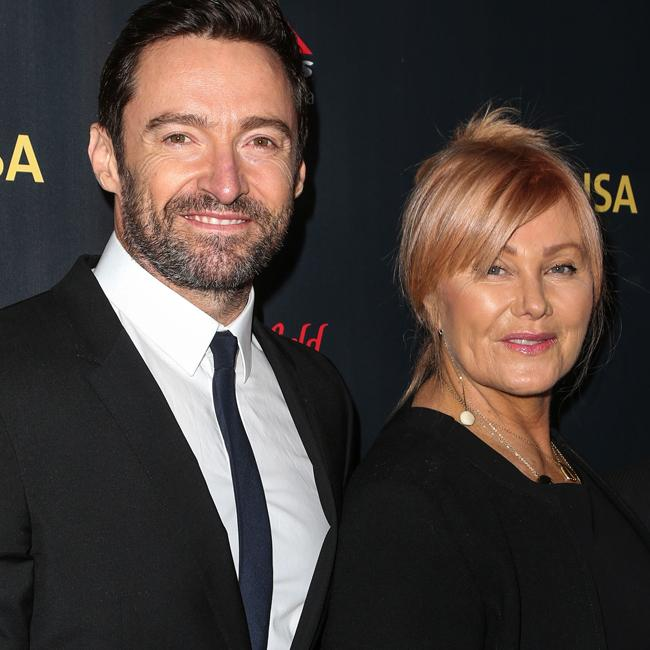 Hugh Jackman says his wife is happy he's quit his Wolverine diet