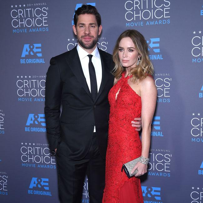 John Krasinski and wife Emily Blunt to star in A Quiet Place together