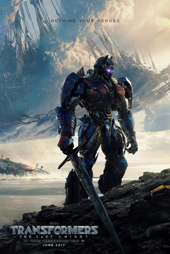 Transformers: The Last Knight Trailer 2 movie poster