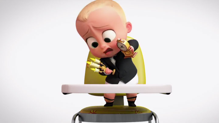 watch The Boss Baby -  Be Our Guest Trailer