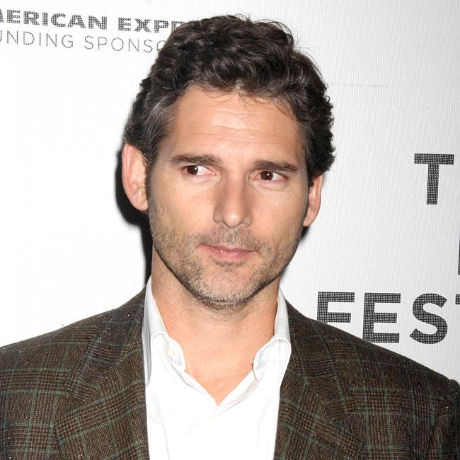 Eric Bana goes to the cinema to calm his nerves