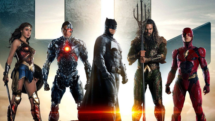 watch Justice League Official Trailer