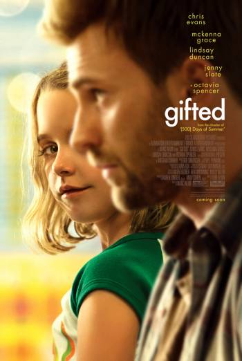 Gifted - Trailer movie poster