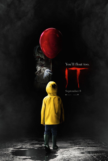 IT Teaser Trailer movie poster
