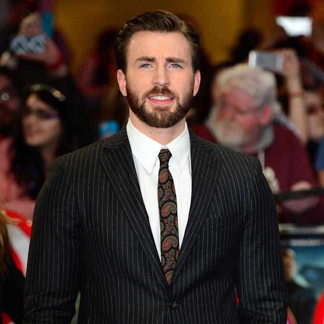 Chris Evans confirms his contract is up on Captain America