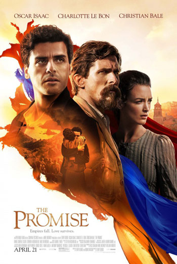 The Promise - Trailer movie poster