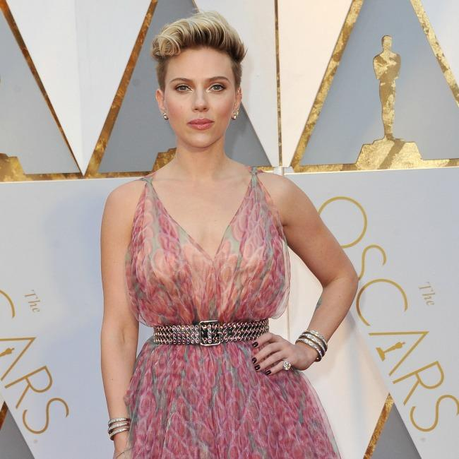 Scarlett Johansson: Motherhood hasn't changed my working life
