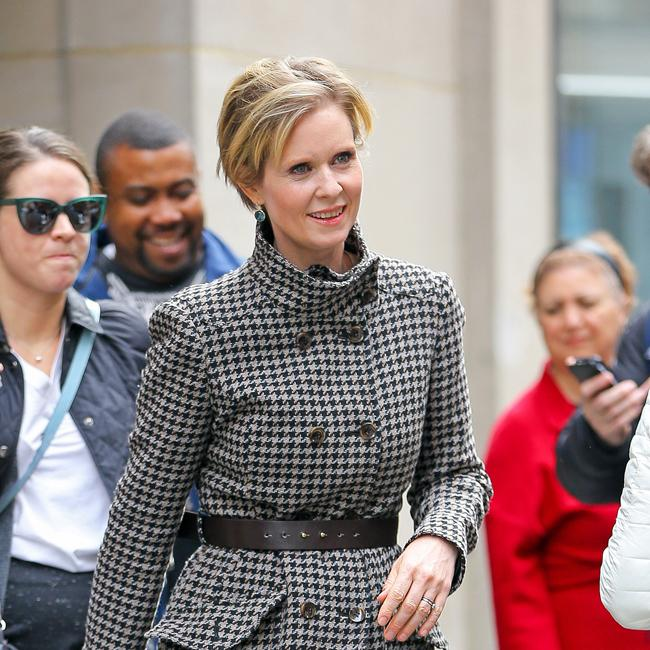Cynthia Nixon's perfect lead role