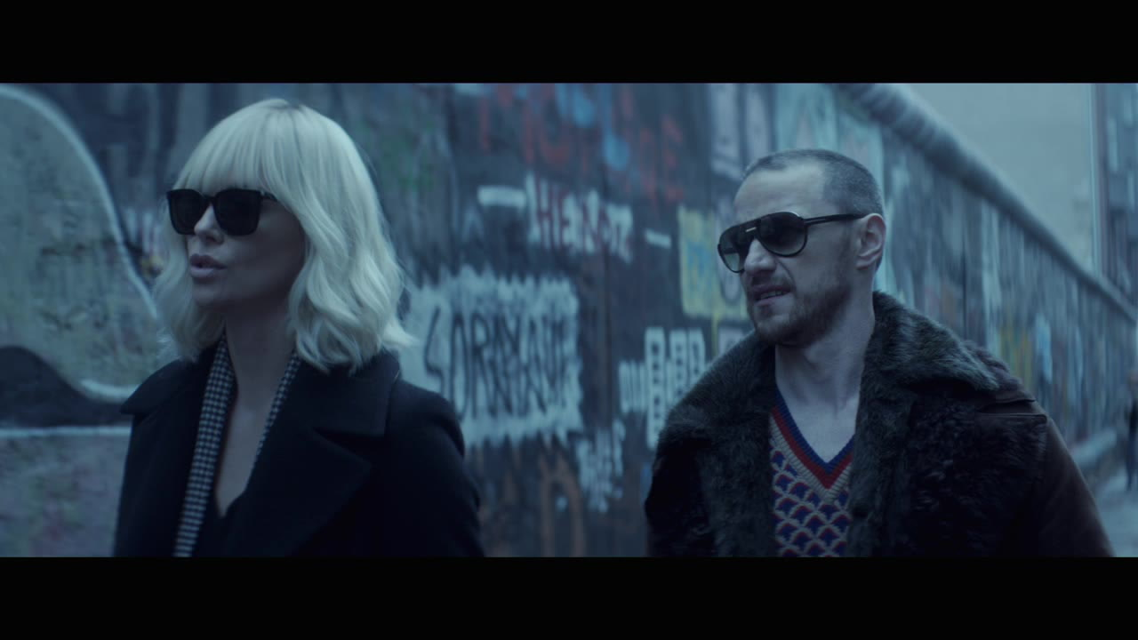 watch Atomic Blonde - Trailer 2