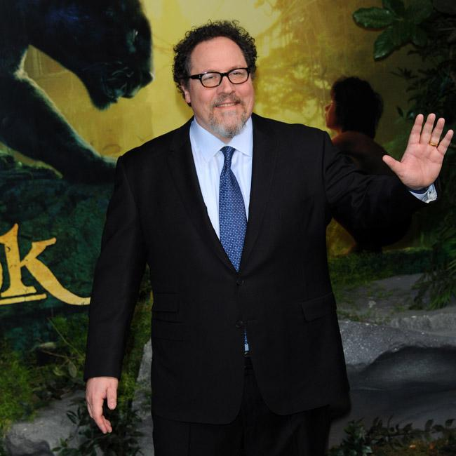 Jon Favreau goes swimming with his kids if his films flop