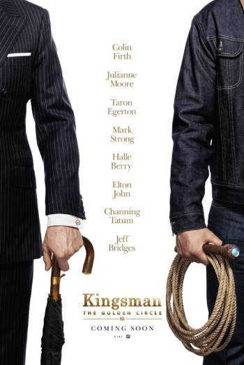 Kingsman: The Golden Circle - Trailer 2 [Restricted] movie poster