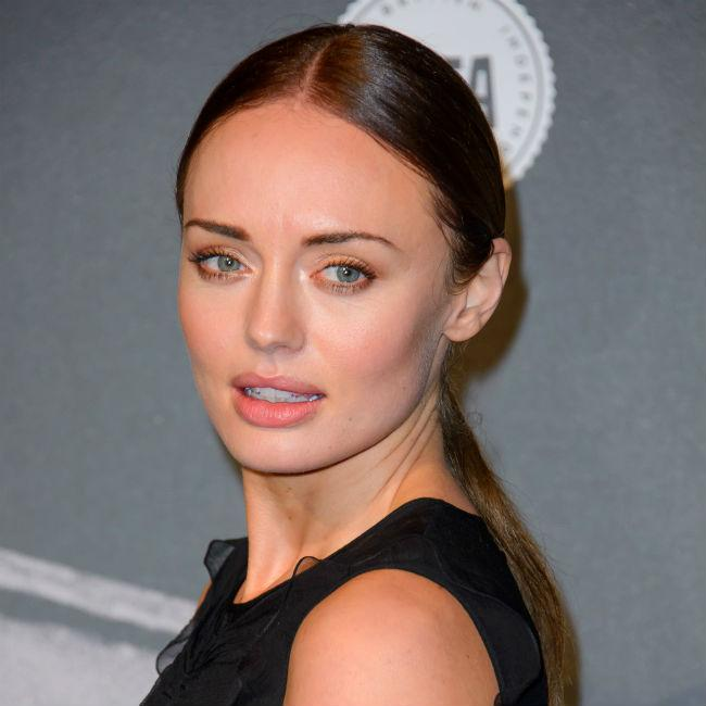 Laura Haddock praises 'dream' Anthony Hopkins