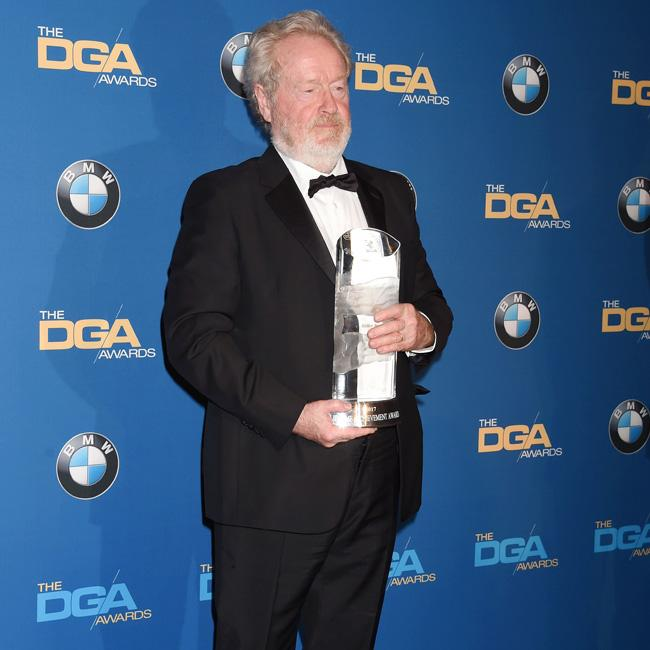 Sir Ridley Scott wants to make more movies