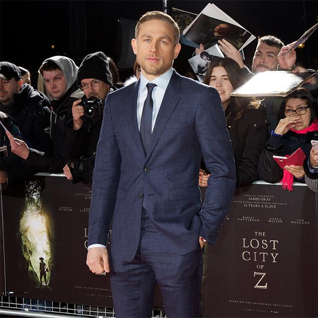 Charlie Hunnam: I live in fear of failure