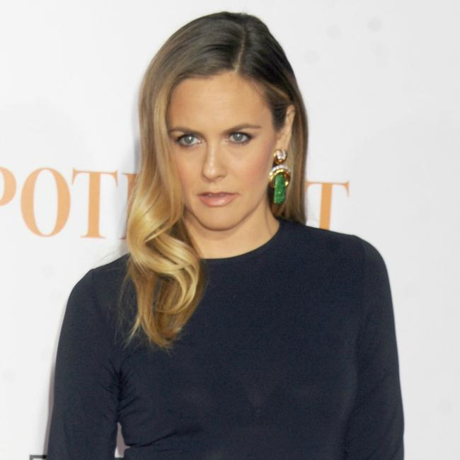 Alicia Silverstone gives son 'free pass' to watch her new movie