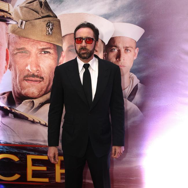 Nicolas Cage to star in Red Squad and Zander movies