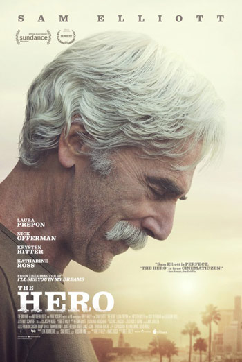 The Hero - Trailer movie poster