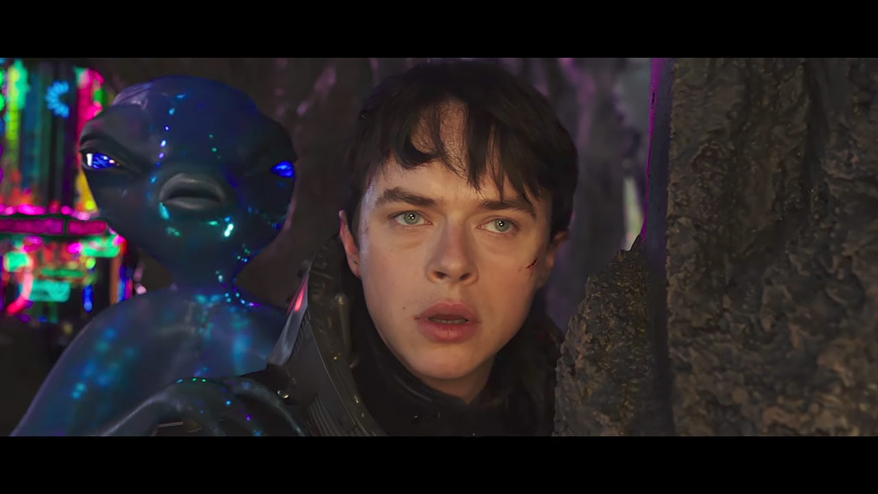 watch Valerian And The City Of A Thousand Planets - Final Trailer