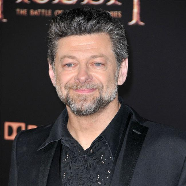 Andy Serkis gets fan impressions while shopping