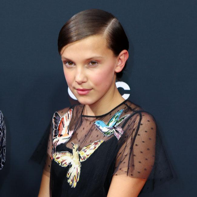 Millie Bobby Brown auditioned for Logan