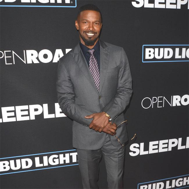 Jamie Foxx suffers from 'performance anxiety'