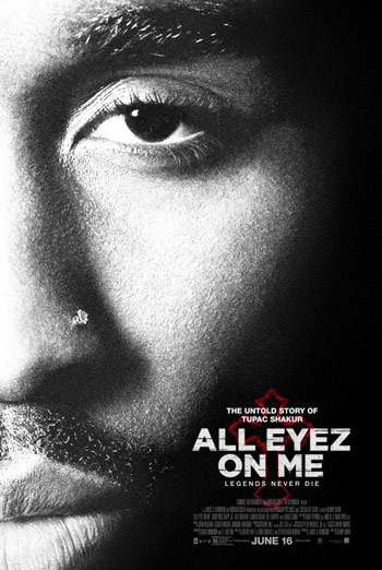 All Eyez On Me - Trailer movie poster