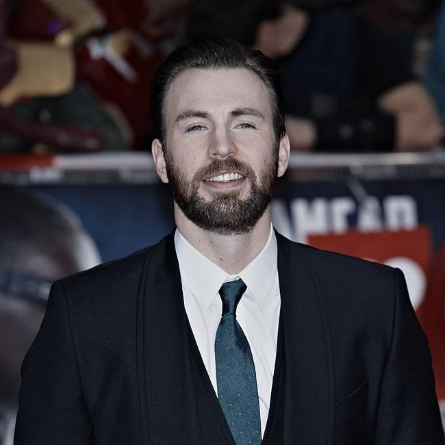 Chris Evans hints at more Captain America