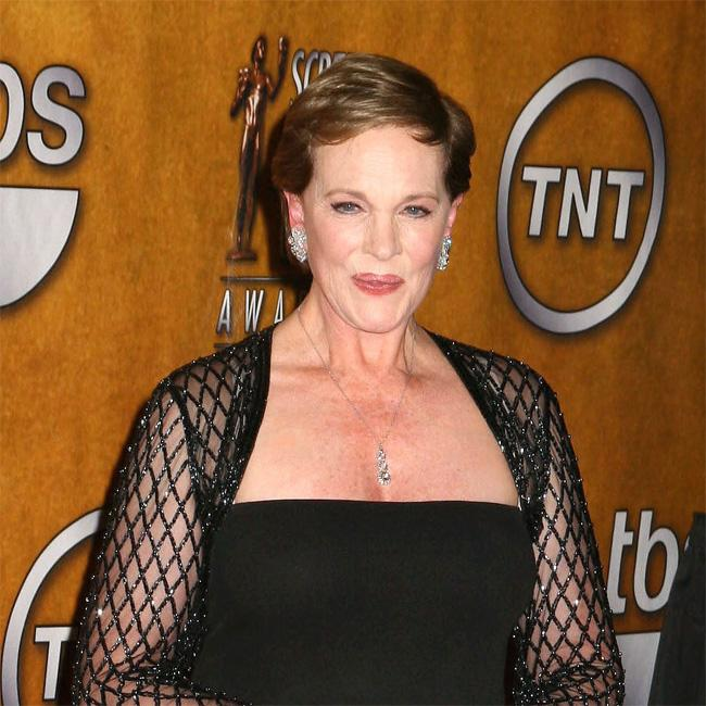 Julie Andrews won't appear in Mary Poppins Returns