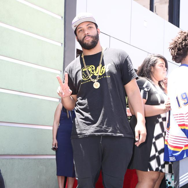 O'Shea Jackson Jr to star in Dock