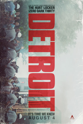 Detroit Trailer #2 movie poster