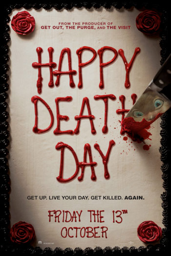 Happy Death Day Trailer movie poster