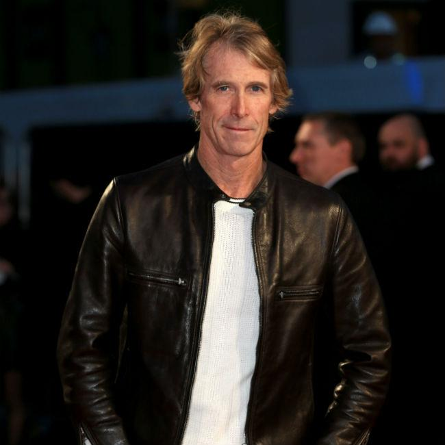 Michael Bay's hair 'vaporised' during filming