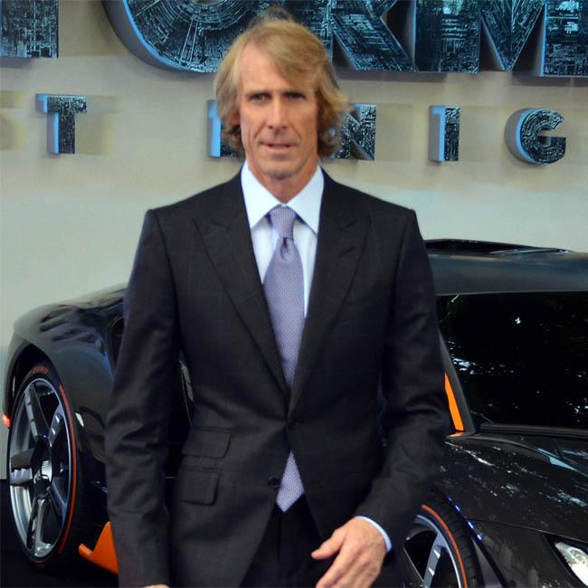 Michael Bay 'bittersweet' at Transformers premiere