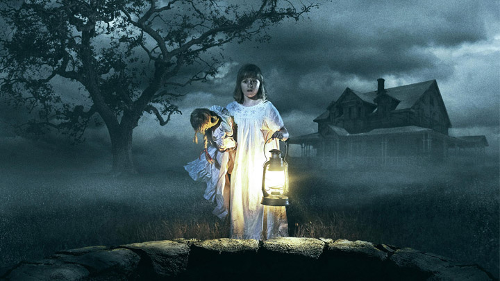 watch Annabelle Creation - Trailer 2