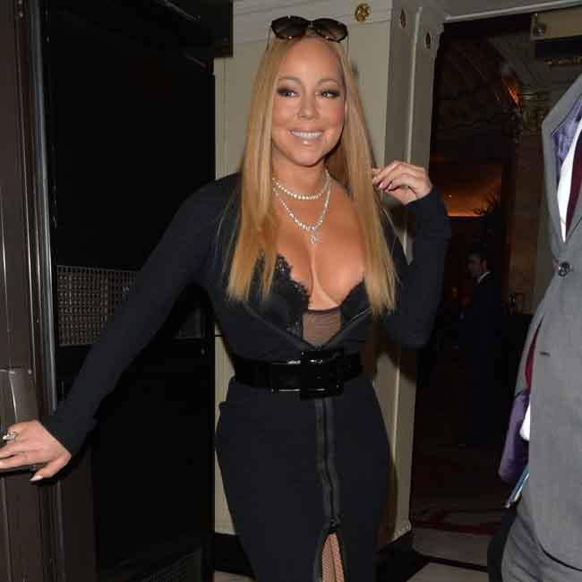 Mariah Carey cut from The House