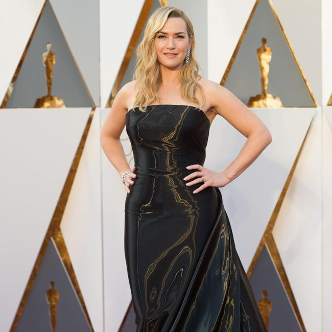 Kate Winslet stopped from filming with a mountain lion on new movie